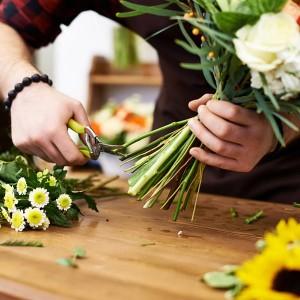 Как  правильно хранить срезанные цветы и букеты.